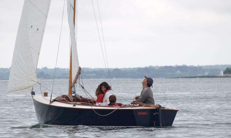 Sorties journées  Golfe Du Morbihan-3