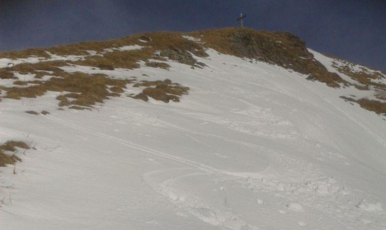 Ski de couloir dans le Massif du Chablais-4