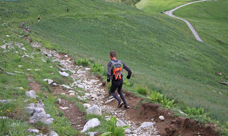 6 jours de trail sur les sentiers du Mont-Blanc-1
