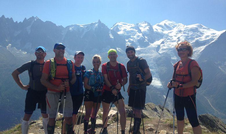 Tour des Aiguilles Rouges en trail - 3 jours-10