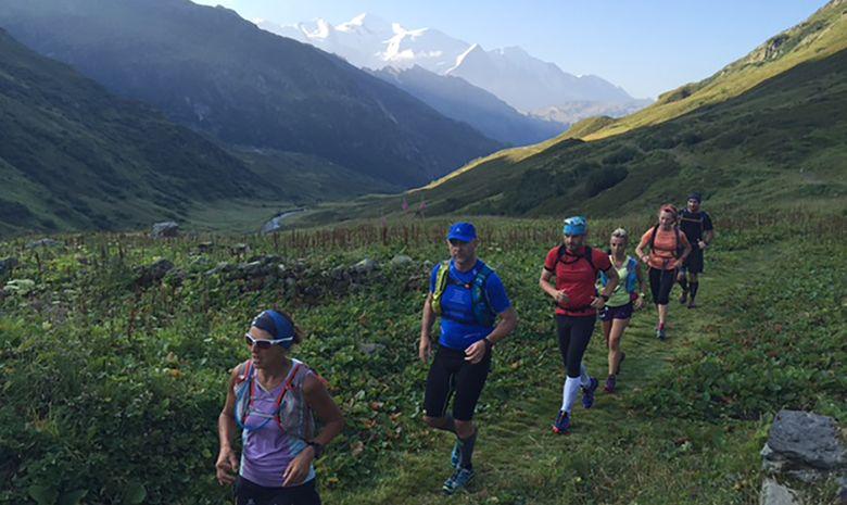 Tour des Aiguilles Rouges en trail - 3 jours-12