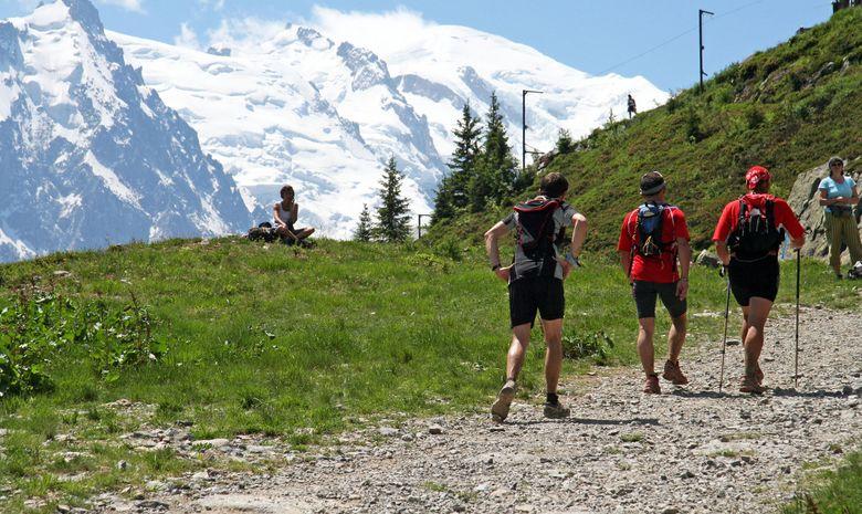 Tour des Aiguilles Rouges en trail-7