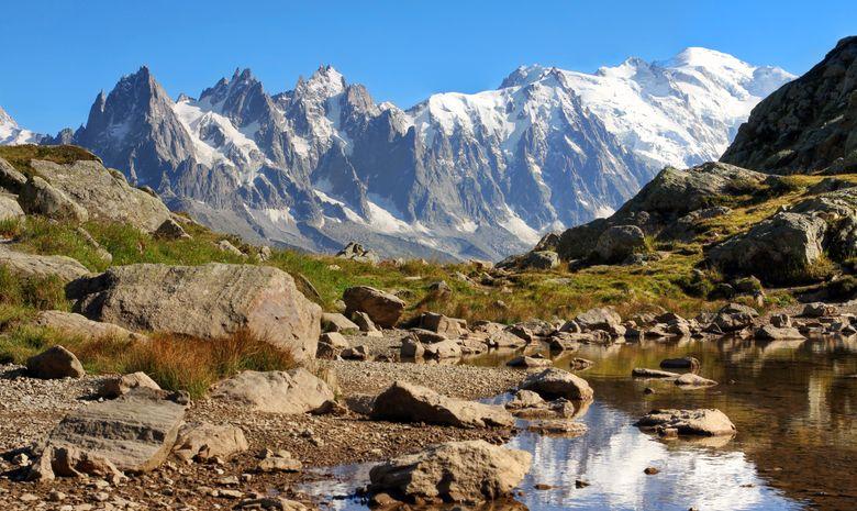 Raid alpin - Tour du Mont-Blanc en trek - 7 jours-2