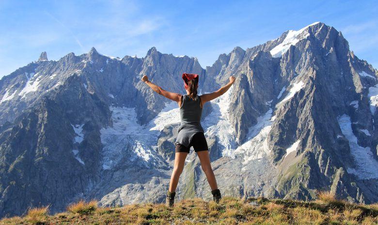 Raid alpin - Tour du Mont-Blanc en trek - 7 jours-1