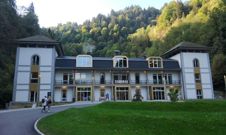 Week-end trail & balnéo - Massif du Mont-Blanc