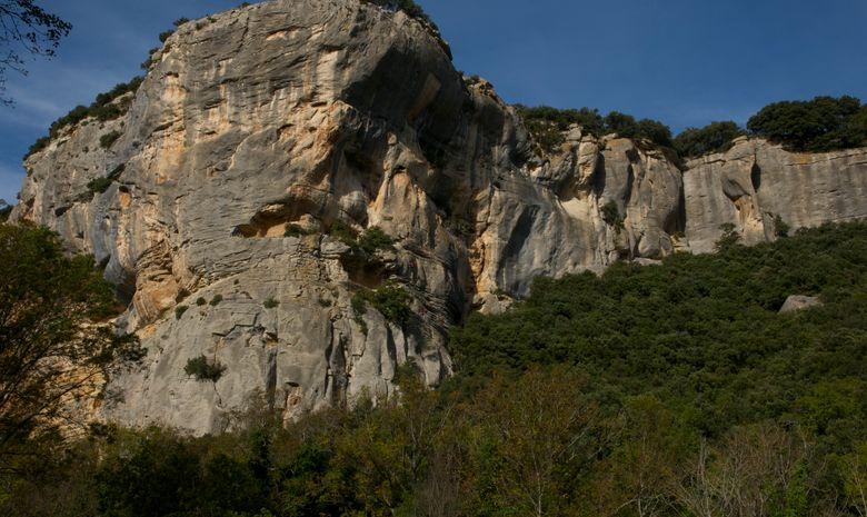 Stage d'escalade dans le Verdon - 4 jours-13