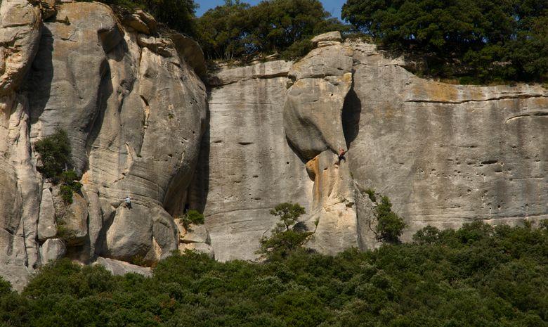 Stage d'escalade dans le Verdon - 4 jours-10