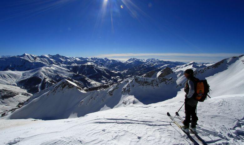 journée ski de randonnée-3