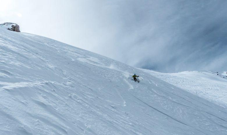journée ski de randonnée-2