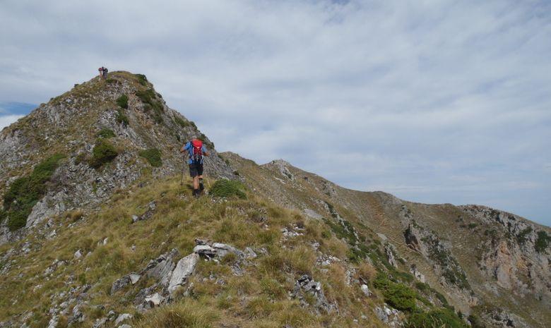 Séjour sauvage entre Esparros et le pic de Bassia -8