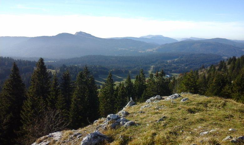 Randonnée à la journée dans le haut Jura-8