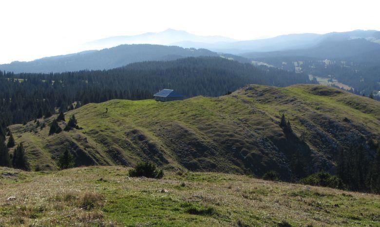 Rando à la journée dans le haut Jura-1