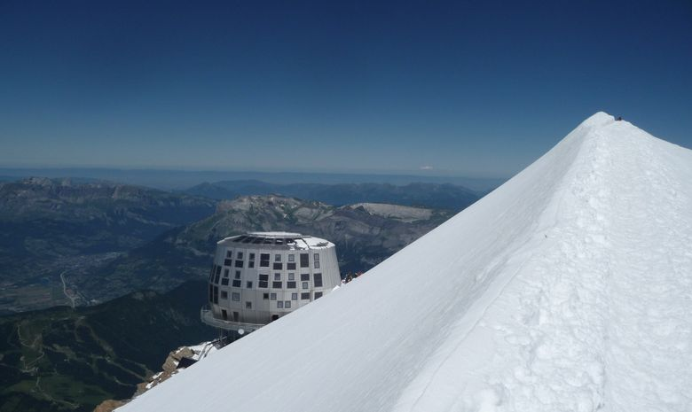 Mont-Blanc - Stage 4 jours-4