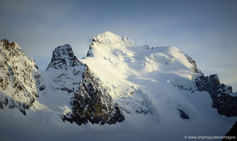 Ascension du Dôme des Écrins en 3 jours