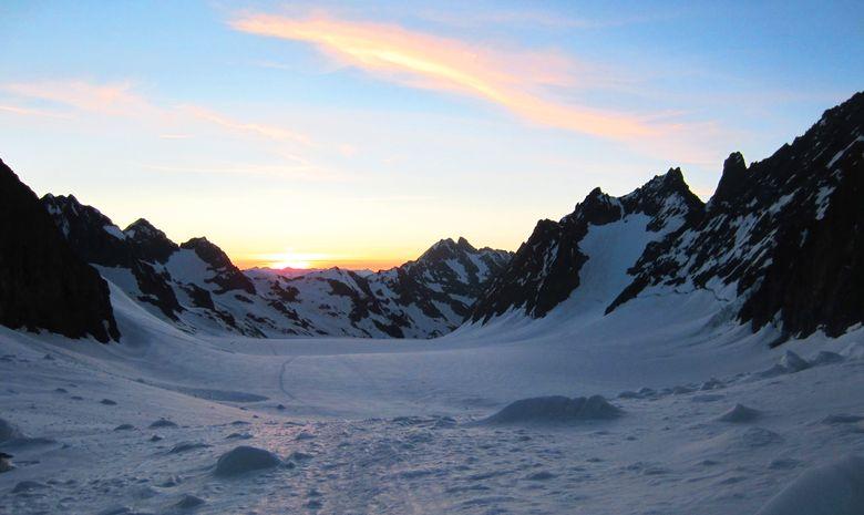 Ascension du Dôme des Écrins en 3 jours-7