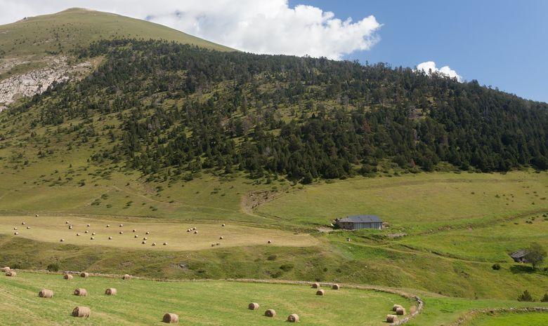 4 jours de rando dans les Pyrénées andorranes-7
