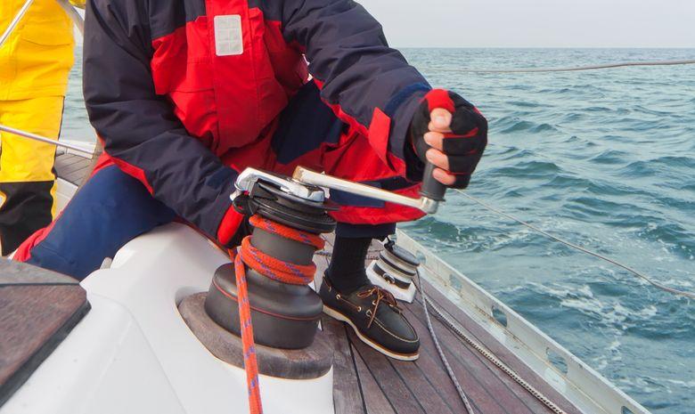 Journée en mer à bord d'un Figaro Bénéteau-4