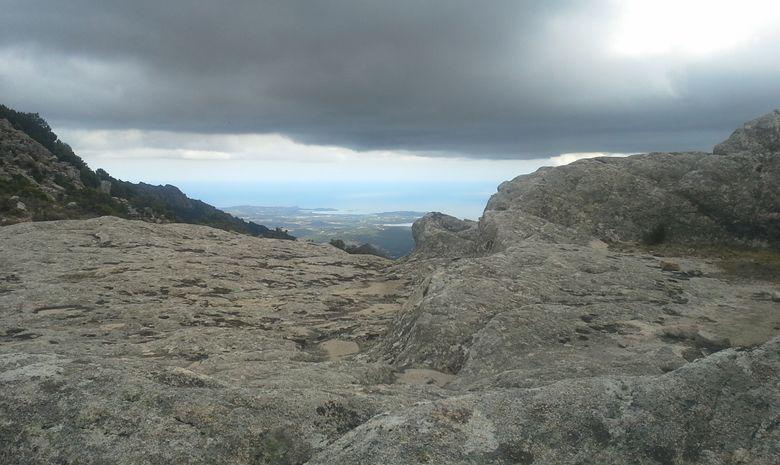 Circuit: Traversée de la Montagne de Cagna -5