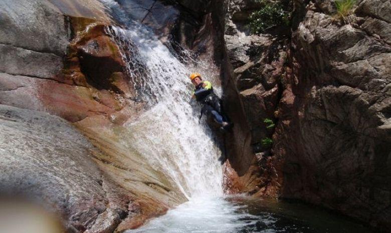 7 jours à Alta Rocca : canyoning & randonnée-7