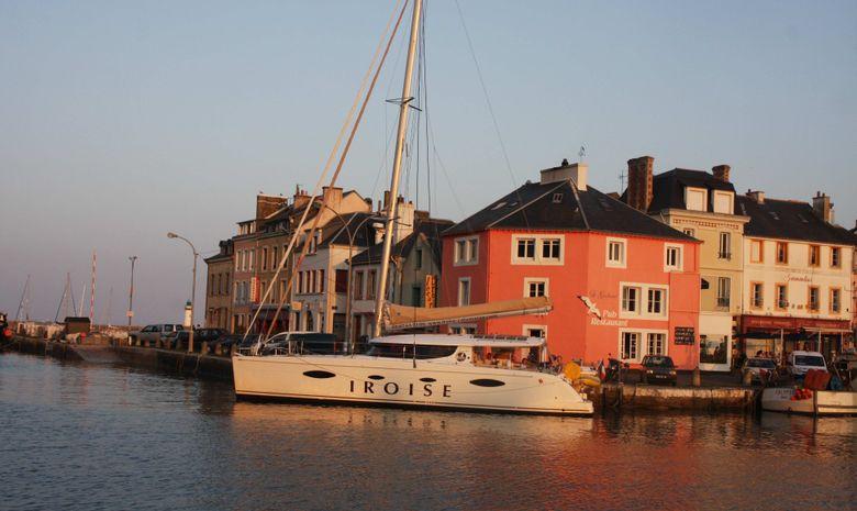 Demi-journée en mer à bord d'un voilier -1