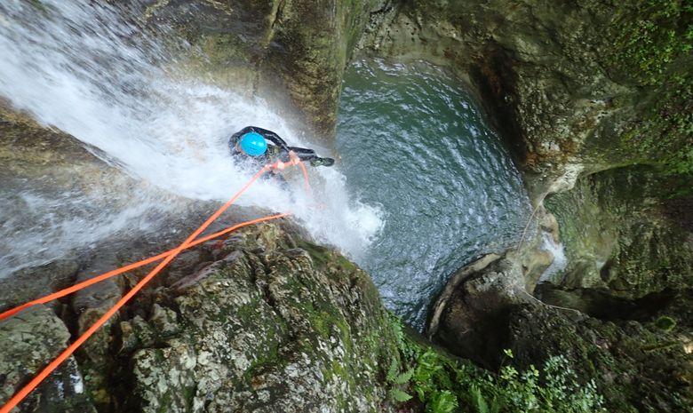 Canyon du Versoud -1