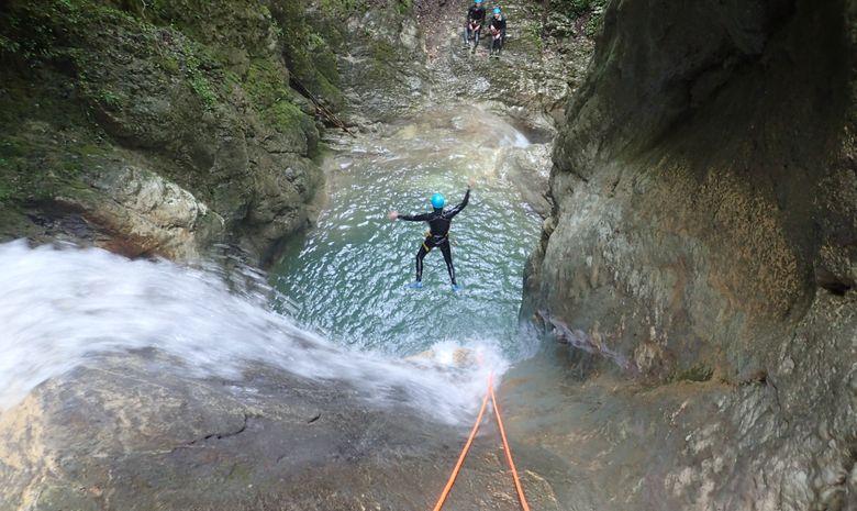 Canyon du Versoud -2