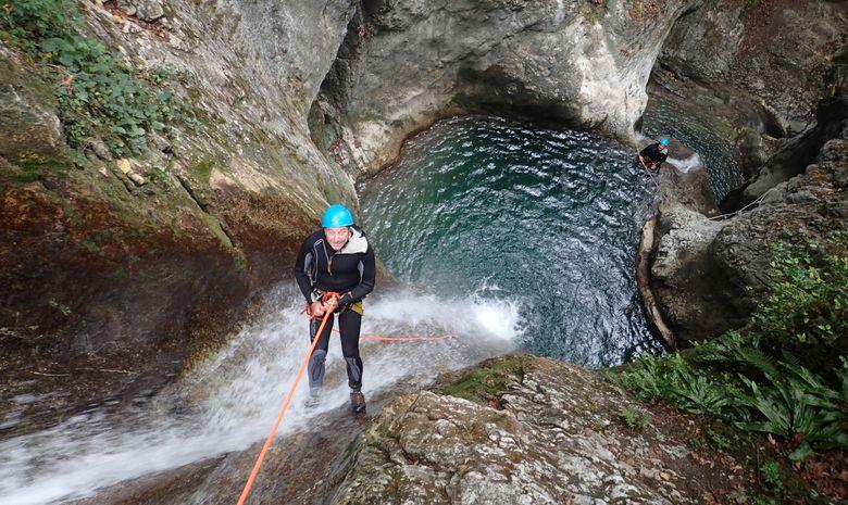Canyon du Versoud -4