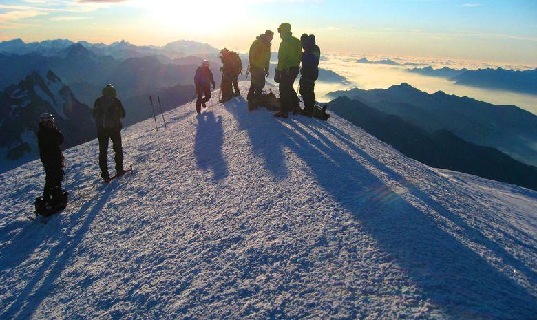 Ascension du Mont-Blanc par les 3 Monts-4