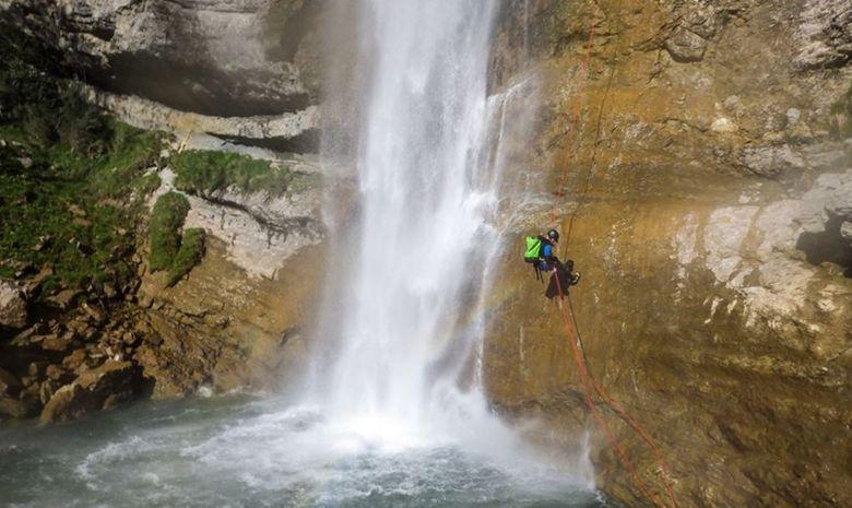 La perle du Vercors : Canyon des Ecouges -4
