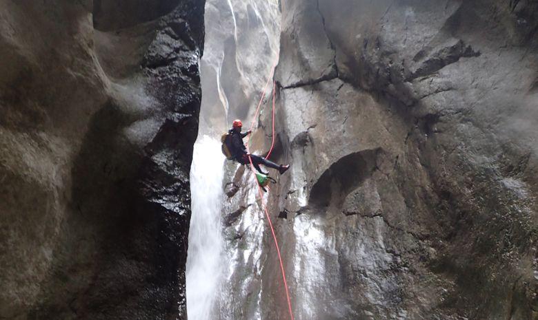 La perle du Vercors : Canyon des Ecouges -8