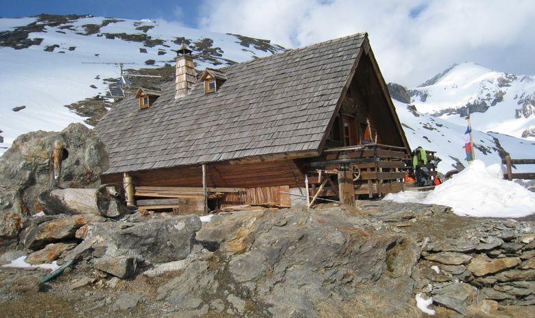 Week-end ascension de la Dent Parrachée (3697 m)-5