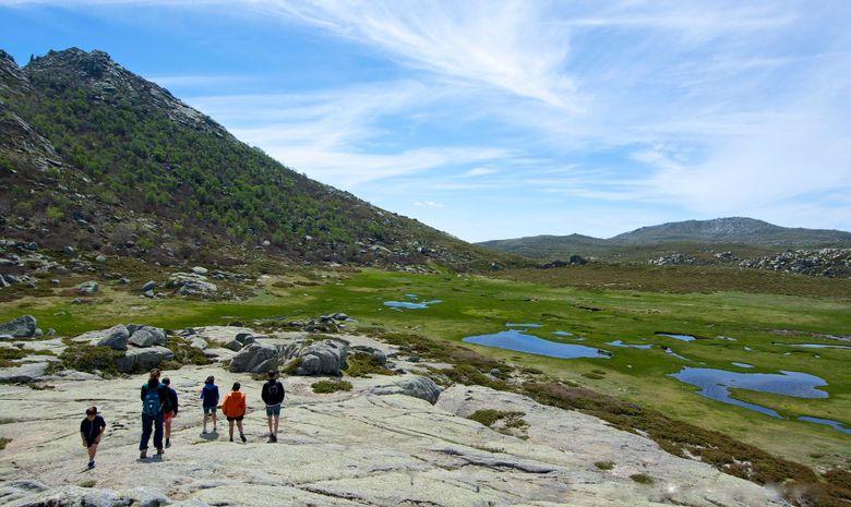 Journée de randonnée au Plateau du Coscione-1
