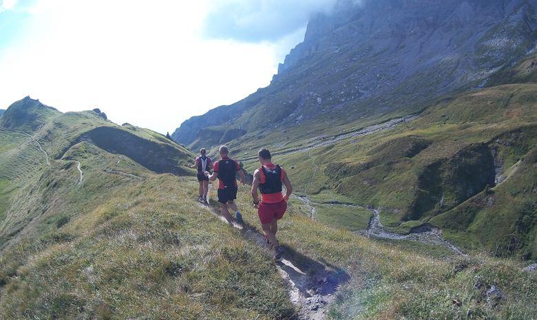 Journée trail pour amateurs - Massif du Mont Blanc-12