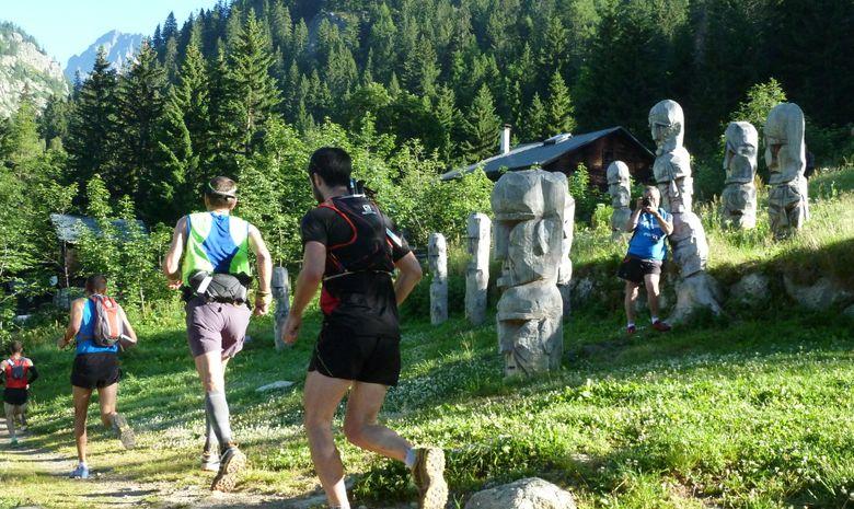 Reconnaissance de parcours Trail en Haute-Savoie-1