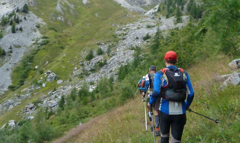 Reconnaissance de parcours Trail en Haute-Savoie-6