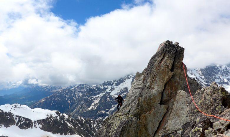 Pointe des Cinéastes et Pic glacier blanc-4