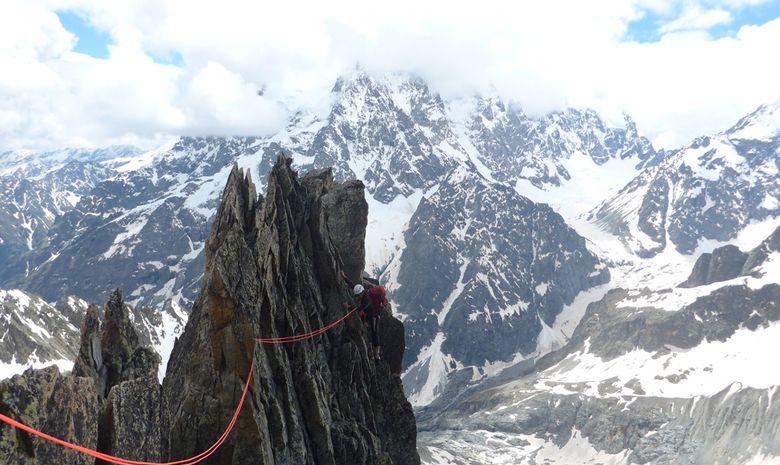 Pointe des Cinéastes et Pic glacier blanc-5