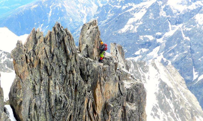 Pointe des Cinéastes et Pic glacier blanc-6
