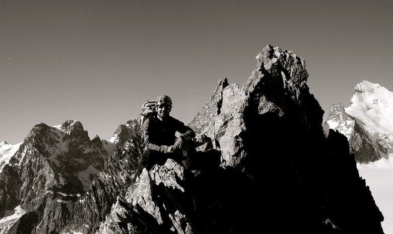 Pointe des Cinéastes et Pic glacier blanc-3