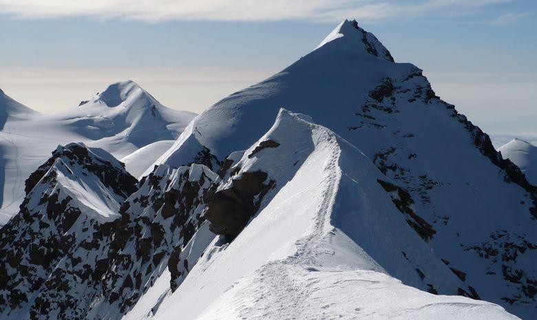 Ascension du Lyskamm (4527 mètres)-6