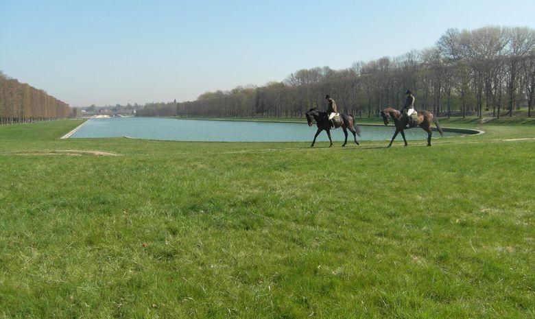 Balade - Parc de Versailles-1