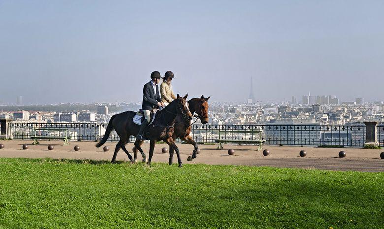 Balade à cheval dans le Parc de Saint-Cloud-3