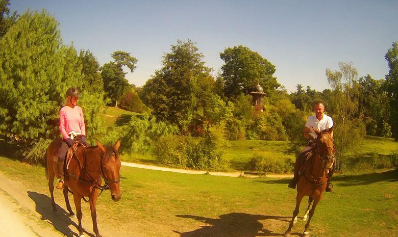 Balade à cheval dans le Bois de Boulogne-2