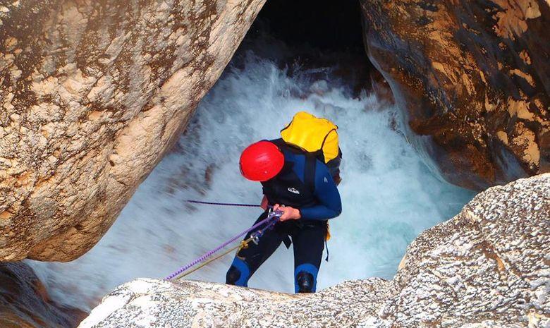 Journée découverte du canyoning en Sierra de Guara-7