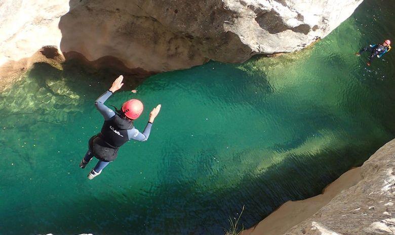 Journée découverte du canyoning en Sierra de Guara-6