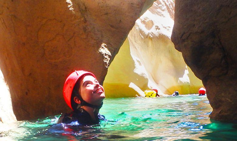 Journée découverte du canyoning en Sierra de Guara-9