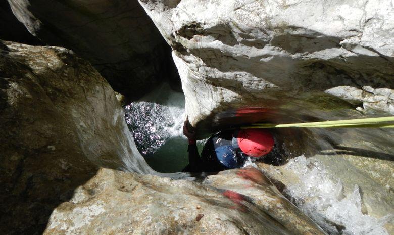 Journée découverte du canyoning en Sierra de Guara-5