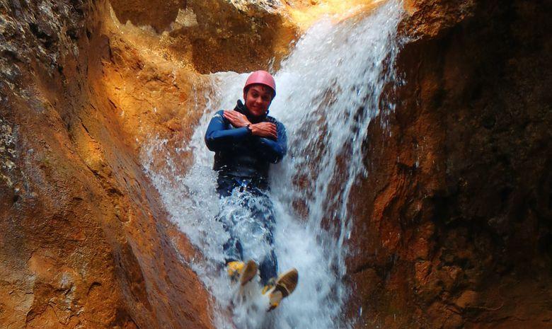 Journée découverte du canyoning en Sierra de Guara-4