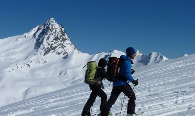 Initiation au Ski de Randonnée - Alpes du Sud-6