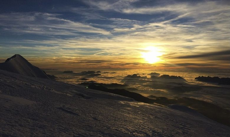 Le Mont Blanc par la voie normale - 5 jours-8